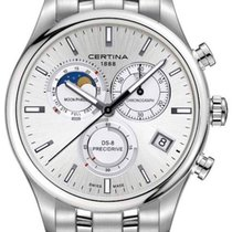 Certina DS 8 Herrenuhr Chronograph Mondphase C033.450.11.031.00
