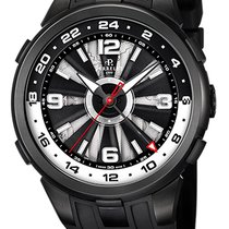 Perrelet TURBINE GMT - 100 % NEW - FREE SHIPPING