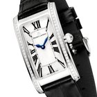 Maurice Lacroix Fiaba Diamonds Rectangular Diamanten Damenuhr...