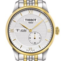 Tissot Le Locle Automatique Petite Seconde Silver Dial 39,3mm T