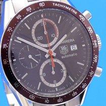 TAG Heuer Carrera Date Chronograph braun