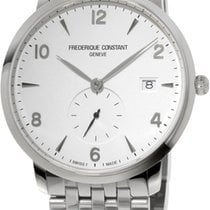 Frederique Constant Geneve Slimline FC-245SA5S6B Elegante...