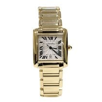 Cartier Tank Francaise Gold 18Kt Automatic Ref. 1840