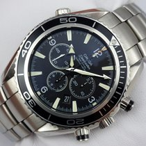 Omega Seamaster Chronograph - Planet Ocean 45 mm - Box &...