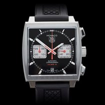 TAG Heuer Monaco Stainless Steel Gents CAW2114