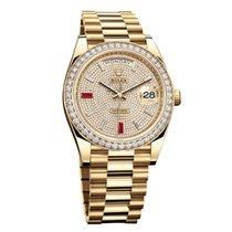 Rolex Daydate Diamond Dial 228348