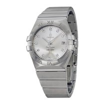 Omega Constellation Automatic Diamond Dial Unisex Watch...