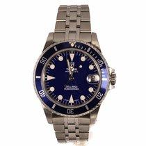 帝陀 (Tudor) Submariner Prince Date Blue Dial Watch 75190...
