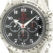 Omega Polished Omega Speedmaster Broad Arrow Olympic Collectio...