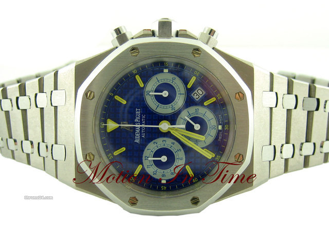 "Audemars Piguet CITY OF SAILS ""BE HAPPY"" ROYAL OAK LIMITED 300 PIECES"