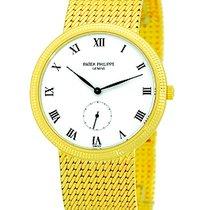 "Patek Philippe Gent's 18K Yellow Gold  Ref # 3919 ""Cal..."