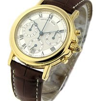 Breguet 3460ba/12/996 Marine Chronograph in Yellow Gold -...