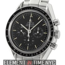 Omega Speedmaster Moonwatch 41mm Black T Swiss Dial Circa 1998...
