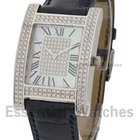 Chopard H Series Swiss Quartz in White Gold Diamond Bezel