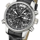 Fortis F-43 Flieger Black Label Chronograph Alarm GMT Limited...