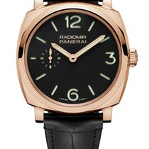 Panerai RADIOMIR 1940 3 DAYS ROSE GOLD PAM575