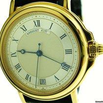 Breguet MARINE YELLOW GOLD DEPLOYANTE REF 3400