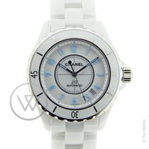 Chanel J12 Blue Light Automatic Limited Edition New-Full Set