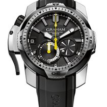 Graham Chronofighter Prodive  incl 19% MWST