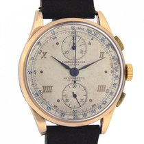 Chronographe Suisse Cie Pink Gold 18Kt 112