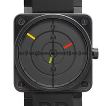 Bell & Ross Aviation BR01-92-RADAR Automatic Mens  Watch