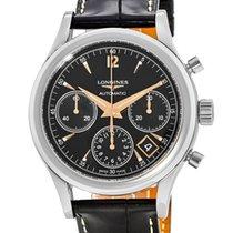 Longines Heritage Men's Watch L2.742.4.56.0
