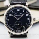 A. Lange & Söhne 1815 Black Dial 18K White Gold