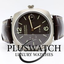 Panerai RADIOMIR 8 DAYS TITANIO - 45MM PAM00346 NEW