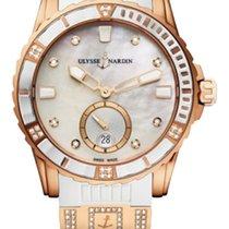Ulysse Nardin Lady Diver Diver Manufacture · 3203-190-3C/10.10
