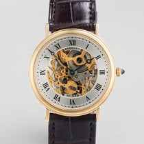 "Breguet Classique Skeleton Yellow Gold - ""Breguet Warranty..."