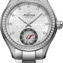 Alpina Geneve Horological Smartwatch AL-285STD3CD6B Damenarmba...