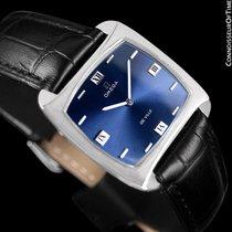 Omega 1970 De Ville Full Size Mens Retro Ultra Thin TV Watch -...