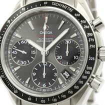 Omega Polished Omega Speedmaster Date Automatic Watch 323.30.4...