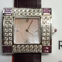 Audemars Piguet Myriade Diamond and Ruby White Gold
