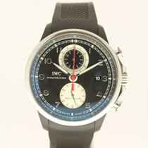 IWC Portugieser Yacht Club Chronograph with box + papers