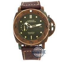 """Panerai Luminor Submersible 1950 """"Bronzo"""" Limited..."""