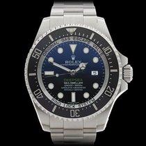 Rolex Sea-Dweller Deepsea Stainless Steel Gents 116660