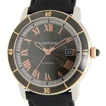 Cartier Rotonde De Cartier Pink Magic Black Automatic W2RN0005
