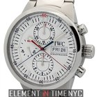 IWC GST Collection GST Split Second Chronograph Steel White...