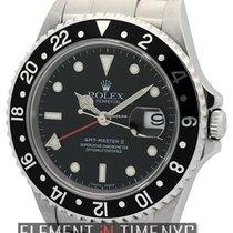 Rolex GMT-Master II Stainless Steel Black Dial Circa 2003 Ref....
