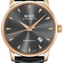 Mido Baroncelli Gent II Automatik Herrenuhr M8600.3.13.4