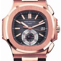 Patek Philippe 5980R-001 Nautilus 40.5mm Black-Brown Gradient...
