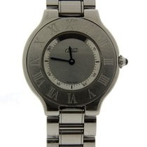 Cartier Must de Cartier 21 Stainless Steel Watch 1330NX770540