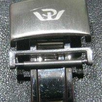 Philip Watch vintage stainless steel deployante mm 18