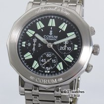 Corum Admirals Cup Fastnet Chronograph Automatic Frederic Piguet