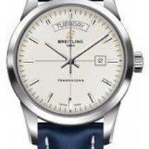 Breitling Transocean Men's Watch A4531012/G751-105X