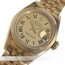 Rolex Datejust Gelbgold 69169