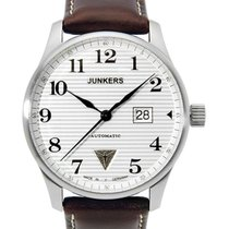Junkers Iron Annie Ju52 Auto Eta 2826-2 Watch Big Date 42mm...