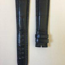 Ulysse Nardin Navy Blue Alligator Strap 20 mm