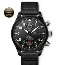 IWC - IWC PILOT'S WATCH CHRONOGRAPH TOP GUN